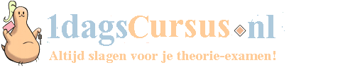 logo-1dagscursus.nl_ Order your theory exam